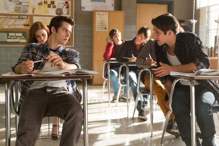 The Coven  (Scott, Stiles, & Lydia)