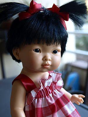 nines, dolls, poupée, muñecas: Llorens