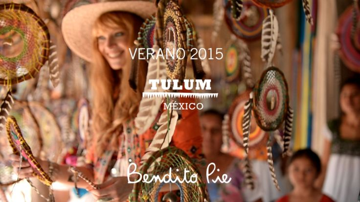 Bendito Pie / Verano 2015 / Tulum, México.