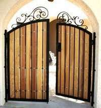 Top 25 best Iron gate design ideas on Pinterest Wrought iron