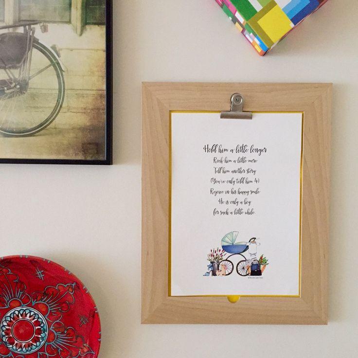 Un bel regalo per baby shower, neo mamme & primi compleanni