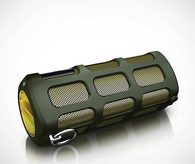 Philips Shoqbox Bluetooth Portable Speaker System on http://www.gearculture.com
