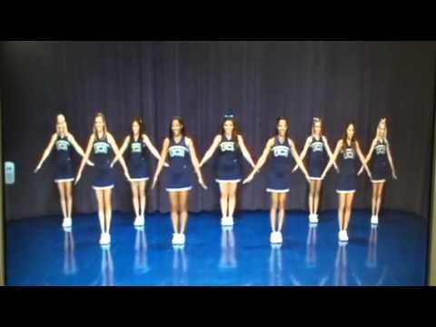 Fall 2014 Try-Out Dance - Treasure - YouTube