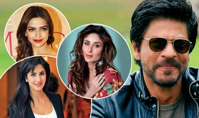 Deepika Padukone, Katrina Kaif or Kareena Kapoor Khan: Guess who is paired opposite Shah Rukh Khan in Aanand L Rai's next? | Latest News & Gossip on Popular Trends at India.com