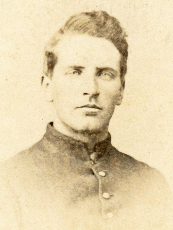 Unidentified Union Soldier, Mathew Brady Studios- Civil War