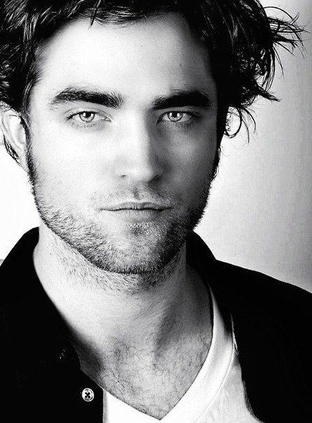 Robert Pattinson. Oh My! Sooo intense!