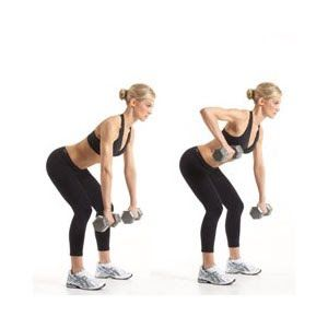3 easy moves to burn belly fat and slim hips.