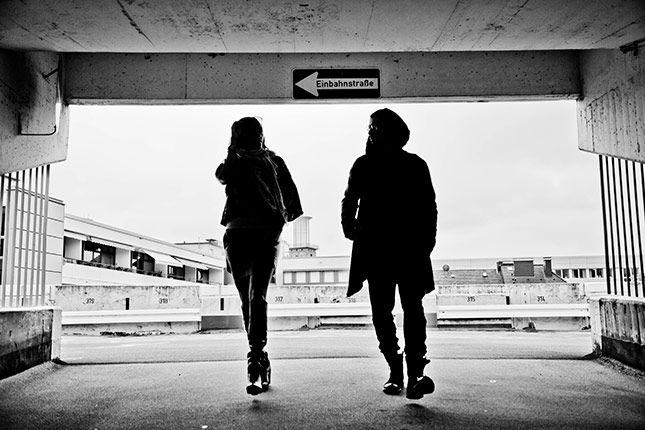 Thom Krom | Free People | 8PM | Model: Segen & Michael | photography by Cris Dahm | AW 2014