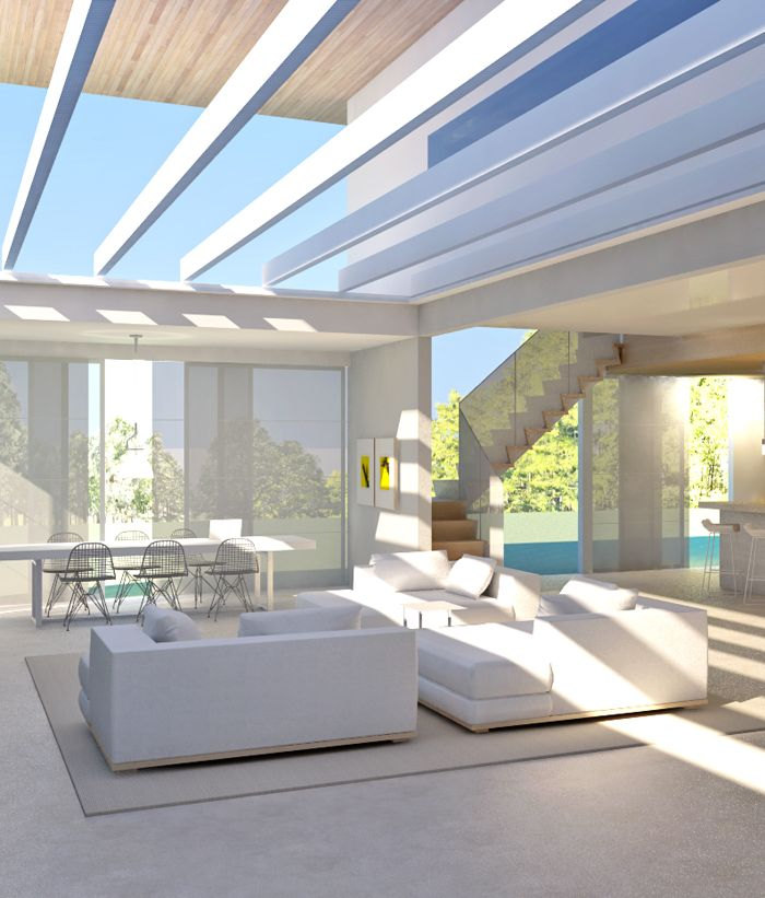 Come in an relax | West Coast Modern by Klinker Hoffman Interiors
