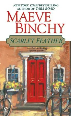 """Every time I read a Maeve Binchy book, I say, """"That one was my favorite."""" This is the one I am reading right now."""