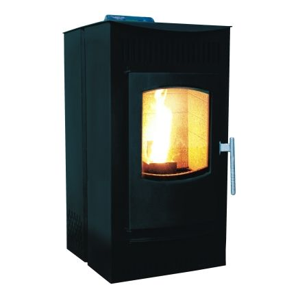 Castle Stoves Serenity 1 500 Sq Ft Wood Pellet Stove