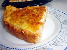 Συνταγές για μικρά και για.....μεγάλα παιδιά: Το πιο εύκολο Quiche Lorraine-Κισ Λορέν!