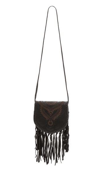 Leather Fringe Festival Bag by Cleobella - Souvenir® - 1