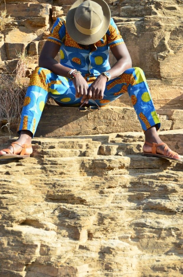article:: Vintage Africa: Namibia hipsters