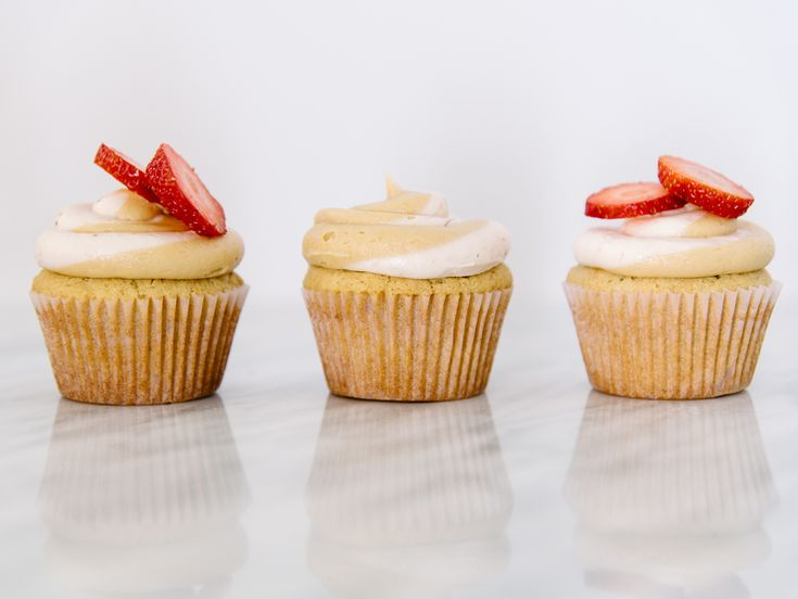 Peanut Butter + Jelly Cupcakes — Fix Feast Flair