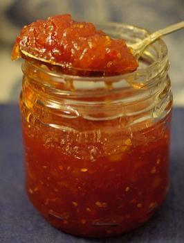 Pikantný paradajkový džem