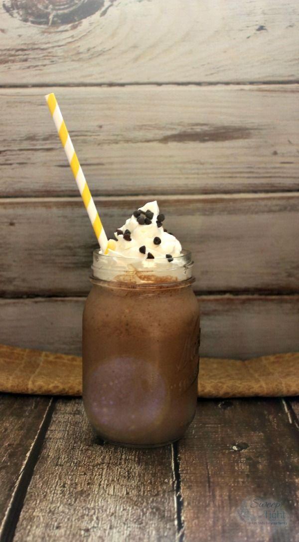 Nutella Coffee Frappuccino Recipe   Sweep Tight