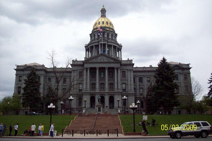 panoramio denver | Denver Capitol