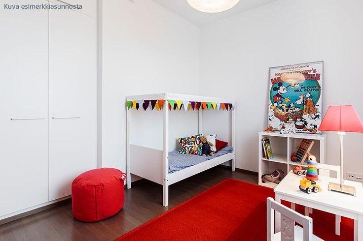 Suloinen lastenhuone