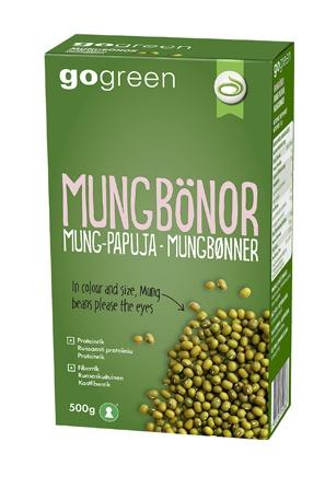 Mungbönor - www.gogreen.se