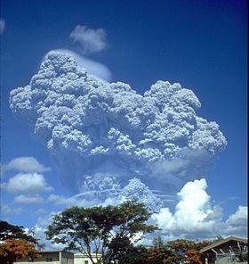 The Eruption of Mt. Pinatubo - June 12 1991