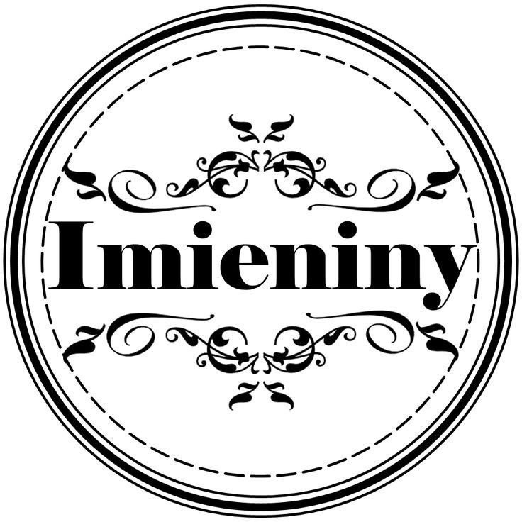 Imieniny | STEMPLE - scrap | Pinterest