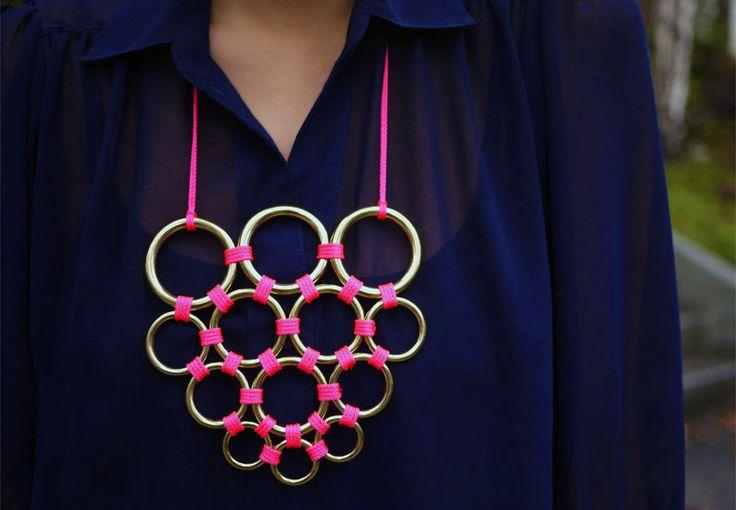 DIY Gretchen Jones Necklace – Honestly WTF