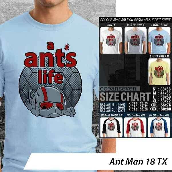 Ant Man 18 TX