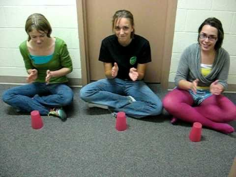 How to Play the Cup Game-I have not taught the kids this yet but I will. Once I do you can borrow cups. Feel free to teach this if you have time:) Upper elementary or primary could try an easier version.