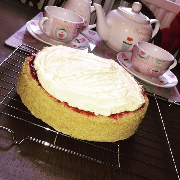 Dairy Soya And Egg Free Cake Recipe