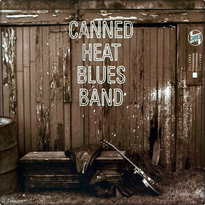 Canned Heat - Canned Heat Blues Band