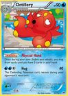 4x Octillery 33/162 XY Breakthrough Rare NON Holo NM/MINT Pokemon Card deck excl