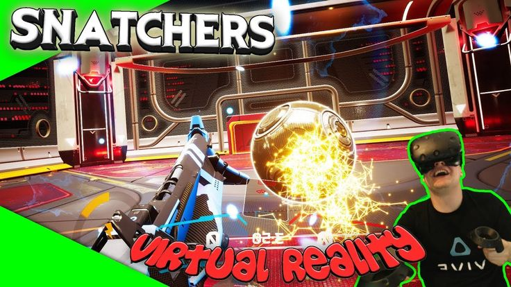 Snatchers - Rocket League in VR! [Let's Play][Gameplay][German][HTC Vive][Virtual Reality] by VoodooDE