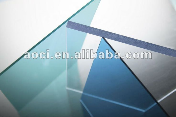 sun shed polycarbonate sheet price greenhouse roof panels polycarbonate solid sheet $2.65~$3.8