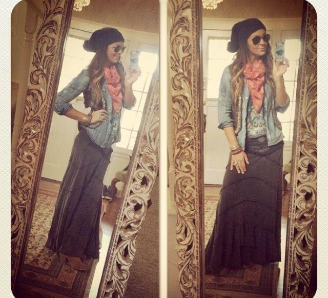 Hippie fashion | 90's outfits | Pinterest
