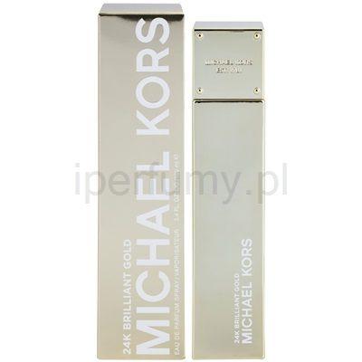 Michael Kors 24K Brilliant Gold woda perfumowana dla kobiet