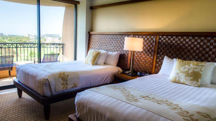 Luxury Maui Accommodations - Guest Rooms at Lahaina Kai Tower | Royal Lahaina Resort on Maui