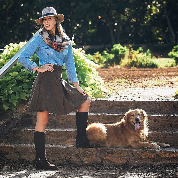"""Perfect time to show off Miss Lagrange High School...and """"Winston"""". #Senior @emilykflowers is now featured for Friday on www.johnpyle.com  #lagrange #senior #jpyle #johnpyle #jpylesenior"""