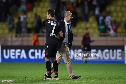 MONACO - SEPTEMBER 27: AS Monaco FC head coach Leonardo Jardim... #ii: MONACO - SEPTEMBER 27: AS Monaco FC head coach Leonardo Jardim… #ii