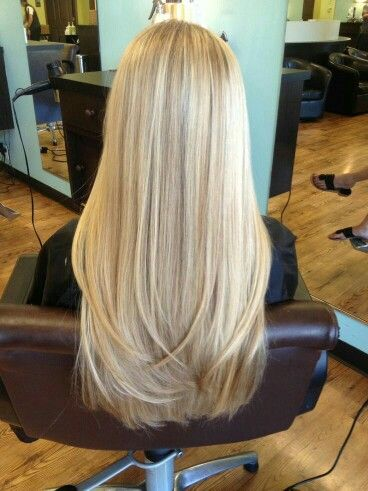 ❤this color blonde!