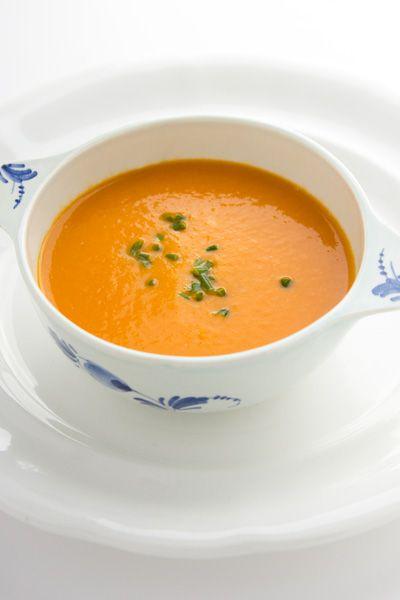 Snel soepje: Grijze garnalensoep