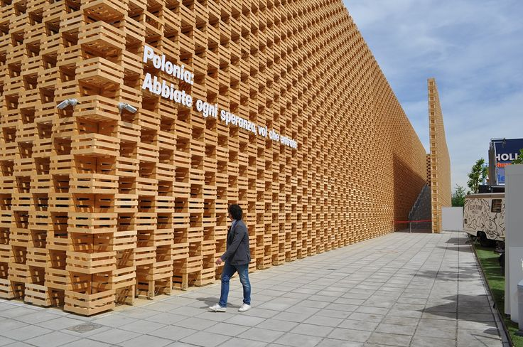 Polish Pavilion Expo 2015, Milan on Behance