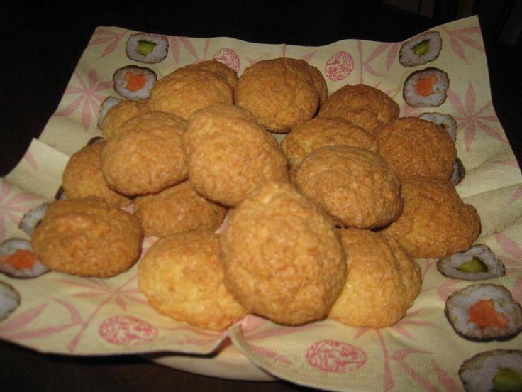 biscotti al cocco per celiaci
