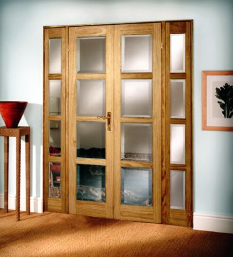 interior bifold french doors unique - Google Search
