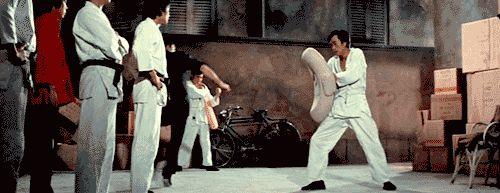 Just a little Bruce Lee. - Imgur