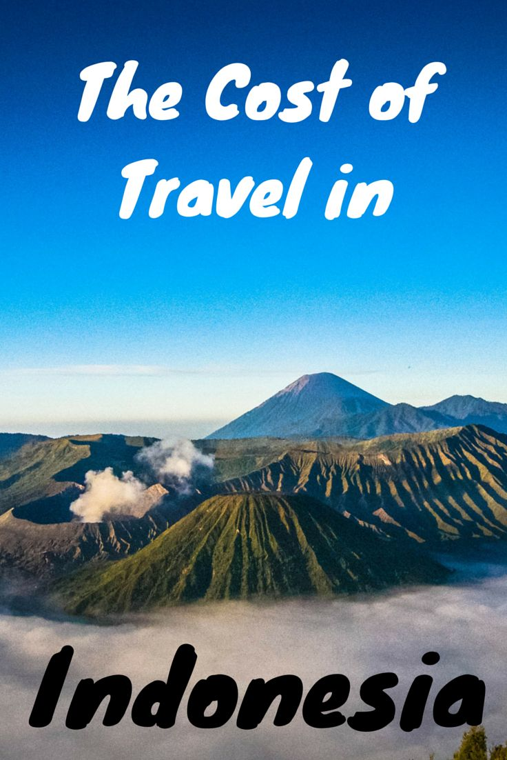 what pack trip indonesia