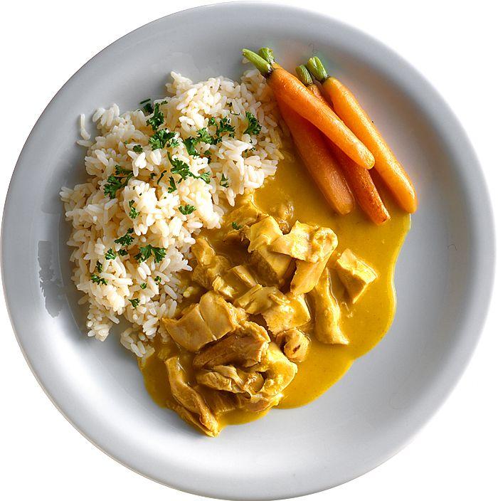 Kyckling i currysås   Recept från Köket.se