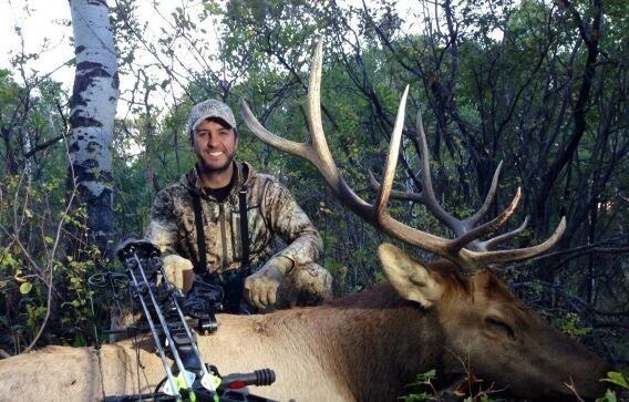 Luke Bryan hunt in Colorado