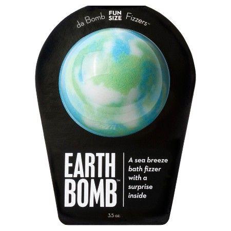 Da Bomb Bath Fizzers Earth Bomb Bath Soak : Target