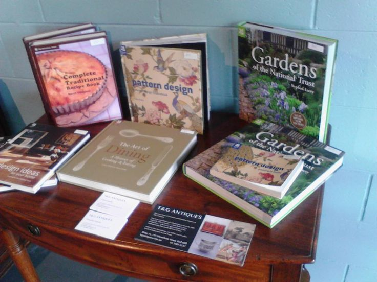 A peek at some of selections from our hand-picked range of National Trust books!  #books #gifts #nationaltrust
